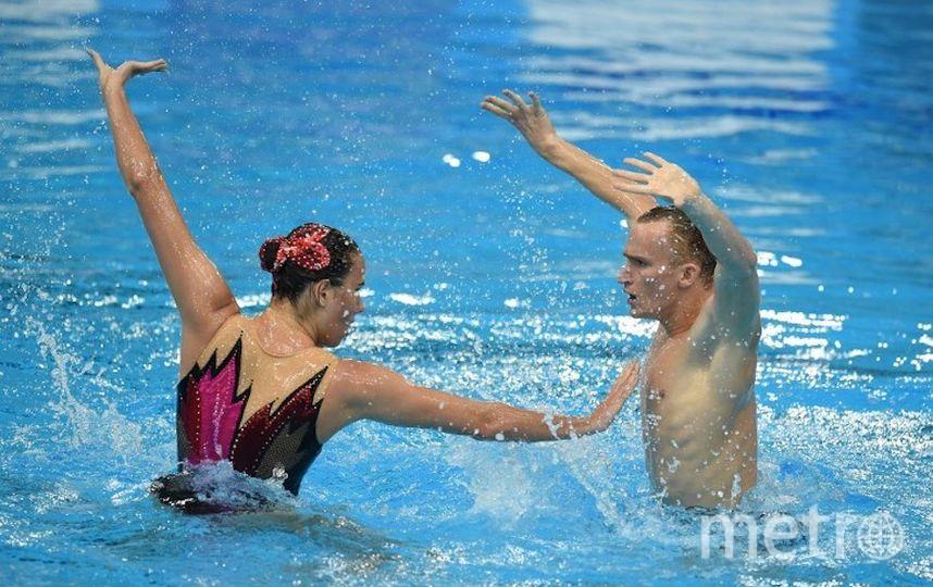 Александр Мальцев и Майя Гурбанбердиева. Фото Getty