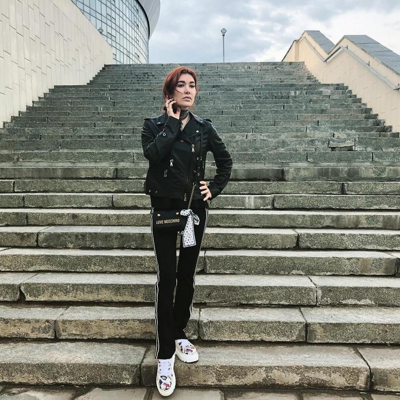 Николь Кузнецова. Фото Скриншот Instagram: @nikol.official