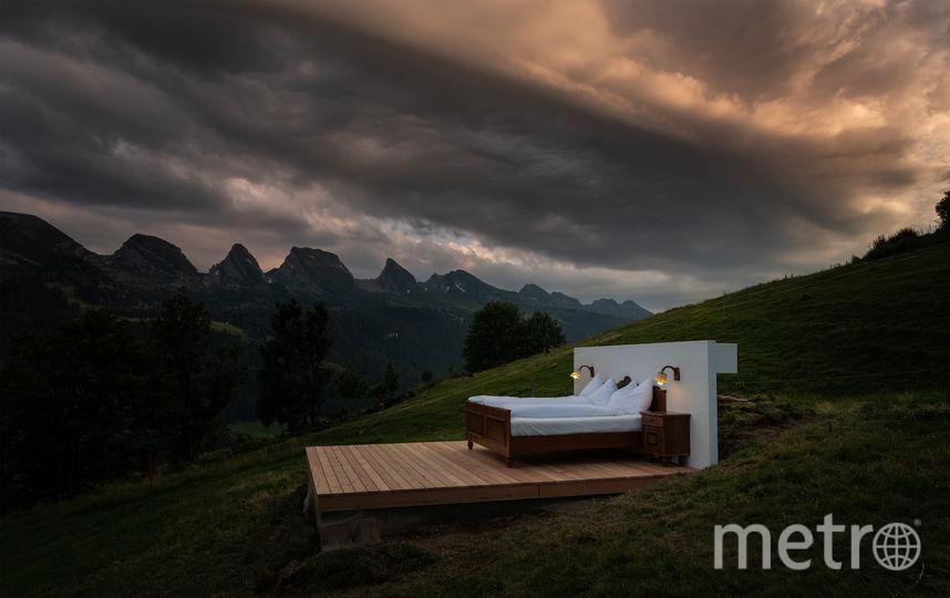 Отель выглядит эффектно. Фото Toggenburg Tourism