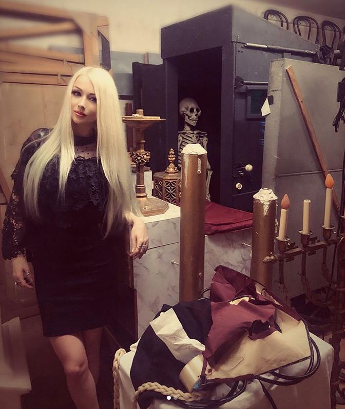 Валерия Лукьянова. Фото Скриншот Instagram: @valeria_lukyanova21