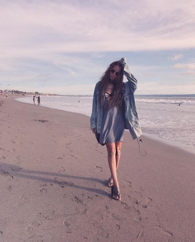 Айза Анохина. Фото Скриншот Instagram: @aizalovesam