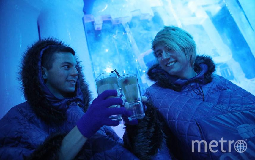 Жара в Берлине измучила так, что люди готовы мерзнуть. Фото Getty