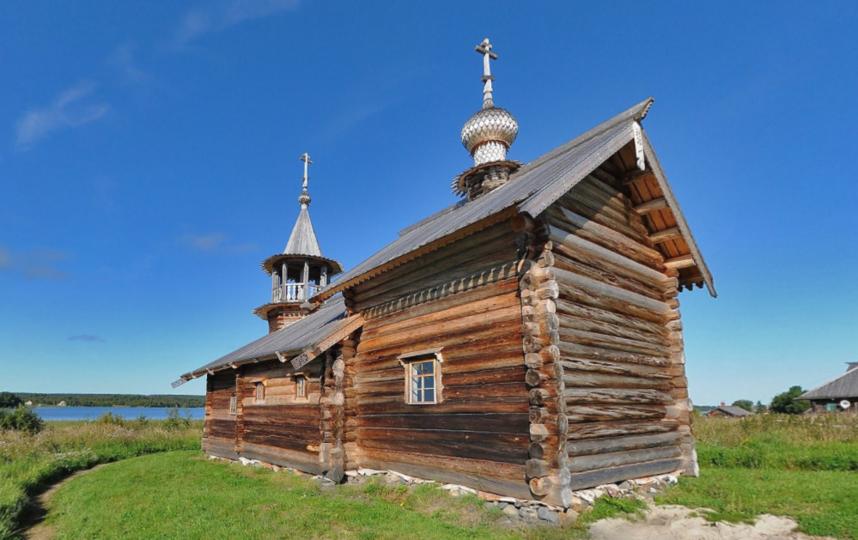 Кижи. Фото Яндекс.Панорамы
