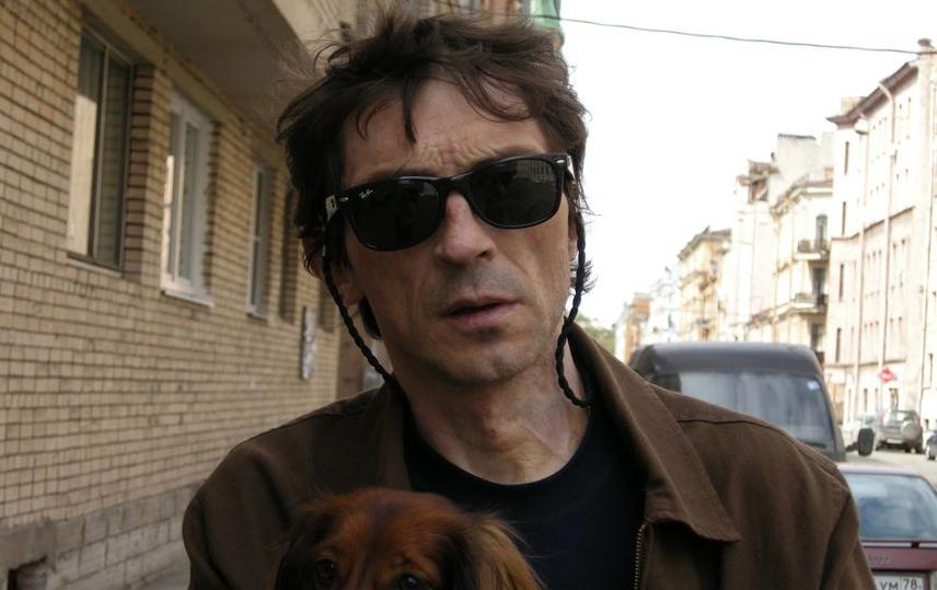 Андрей Крисанов. Фото Facebook