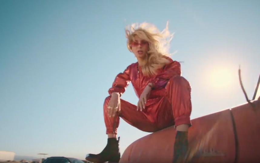 Кадры из нового клипа Светланы Лободы. Фото Скриншот Youtube