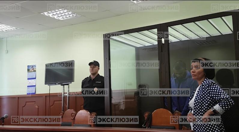 В Петербурге вынесен приговор вербовщику ИГ*. Фото кадры сюжета 78.ru