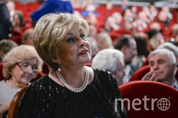 Ангелина Вовк попала в аварию. Фото РИА Новости