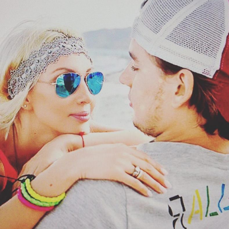 Лера Кудрявцева и Игорь Макаров. Фото Скриншот Instagram: @leratv