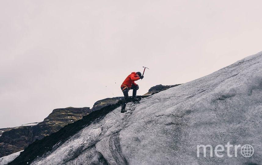 Росгвардейцы на горе выполняли плановые занятия. Фото https://pixabay.com/