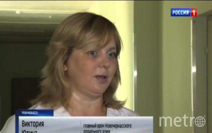 Главврач роддома заверила, что с мальчиком все в порядке. Фото http://dontr.ru/