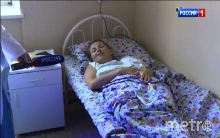 Ирину привезли в роддом в Новочеркасске. Фото http://dontr.ru/