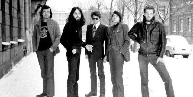 1980 год. Группа