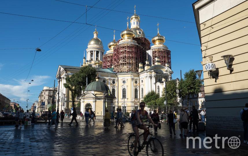 """Собор на Владимирской. Фото Святослав Акимов, """"Metro"""""""