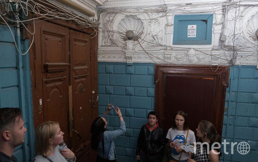 """Доходный дом А.В. Дехтеринского. Загородный, 26. Фото Святослав Акимов, """"Metro"""""""