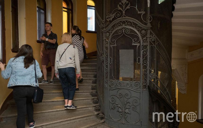 """Доходный дом Г.Г. Елисеева, Ломоносова, 14. Фото Святослав Акимов, """"Metro"""""""