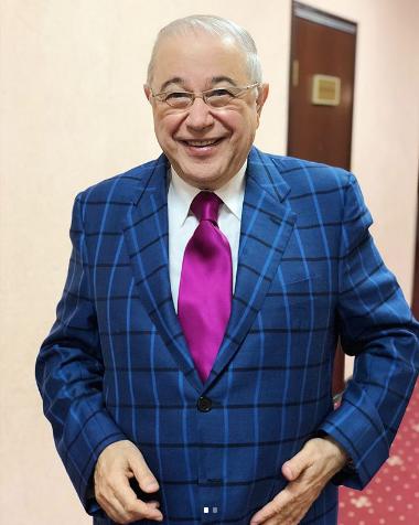 Евгений Петросян. Фото www.instagram.com/petrosyanevgeny