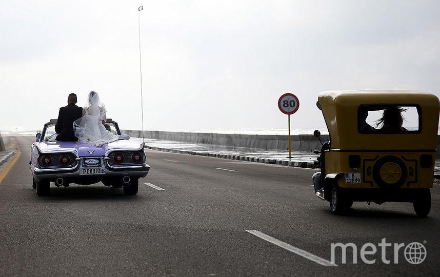В России предложили обязать молодожёнов заключать брачный контракт перед свадьбой. Фото Getty