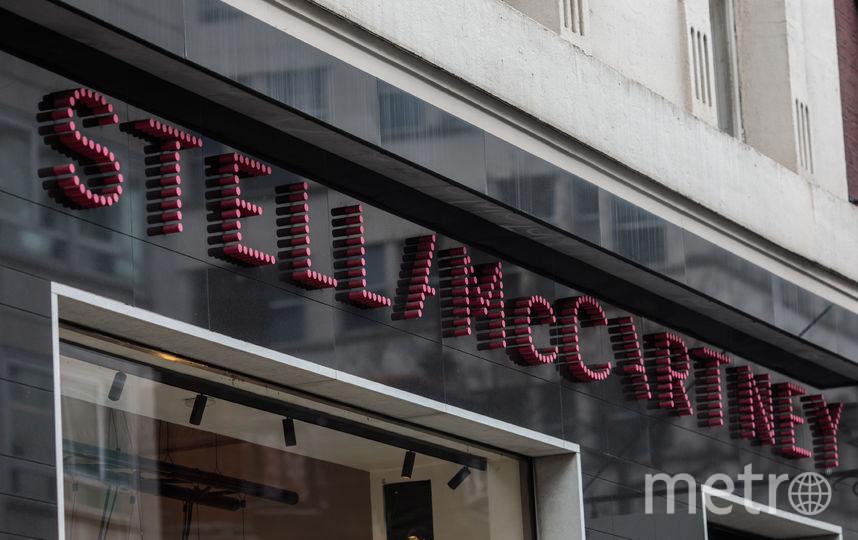 Стелла Маккартни рассказала о работе с Меган Маркл. Фото Getty
