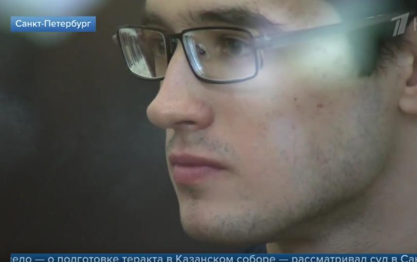 Планировавший теракт в Казанском соборе сторонник ИГ* получил 5 лет колонии. Фото Скриншот Youtube