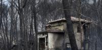Страшные пожары бушуют в Европе: фото
