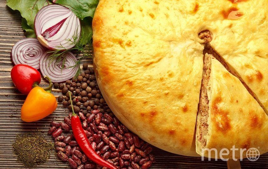 Осетинские пироги. Фото https://osetinskie-pirogi.com