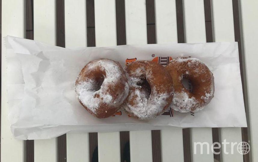 """«Те самые пончики». Фото """"Metro"""""""