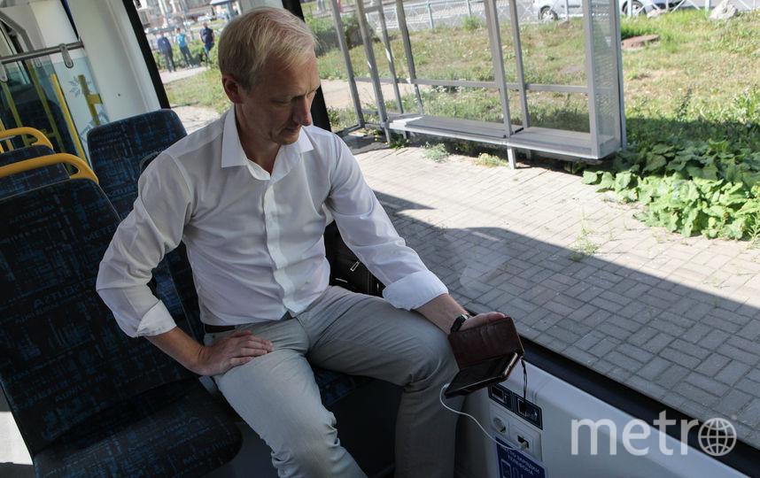 """Трамвай """"Метелица"""". Фото Святослав Акимов, """"Metro"""""""