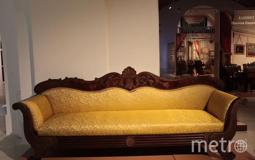 """В Эрмитаже представили """"Мебель для всех причуд тела"""". Фото Святослав Акимов, """"Metro"""""""