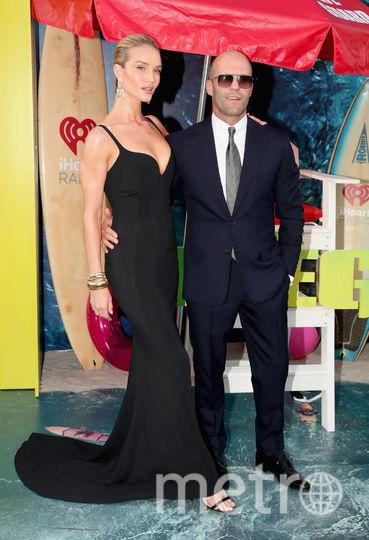 Стэтхем и Хантингтон-Уайтли  поженятся в канун Нового года. Фото Getty