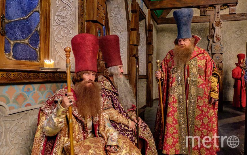 "Фильм ""Конёк-горбунок"" удивит костюмами петербуржцев. Фото Алена Бобрович, ""Metro"""