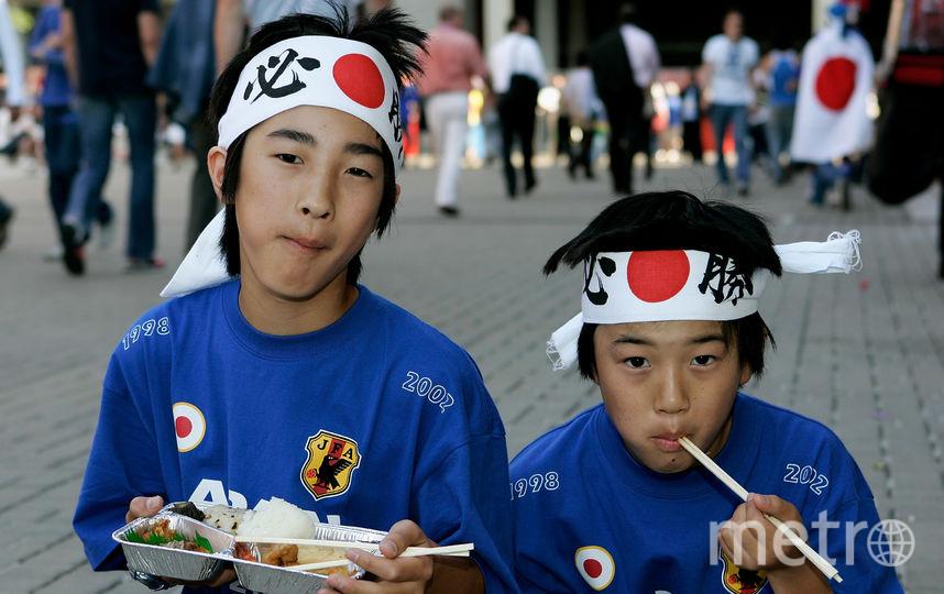 В Японии существует своеобразный культ еды. Фото Getty