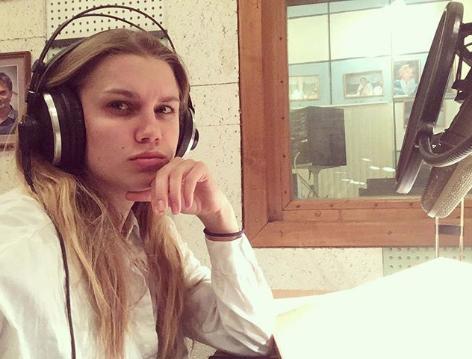Дарья Мельникова, актриса. Фото www.instagram.com/melnikovadsh