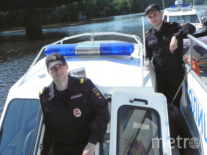 На помощь пришли сотрудники транспортной полиции. Фото СЗ УТ СК РФ