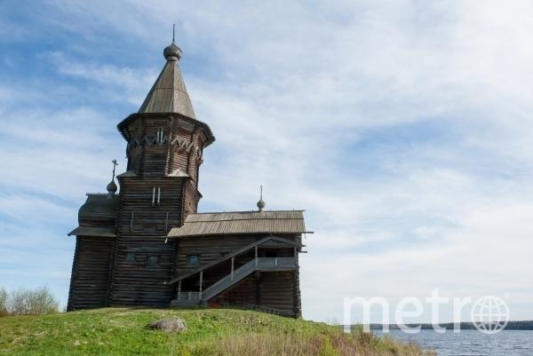 Церковь Успения Пресвятой Богородицы. Фото РИА Новости