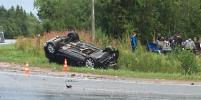 Школьник погиб в страшной аварии в Ленобласти