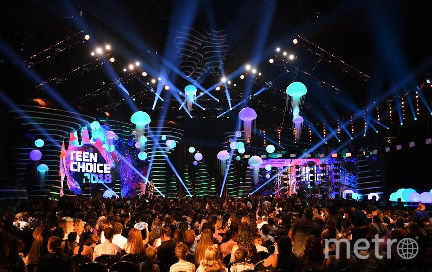 В Америке прошла церемония награждения Teen Choice Awards. Фото Getty