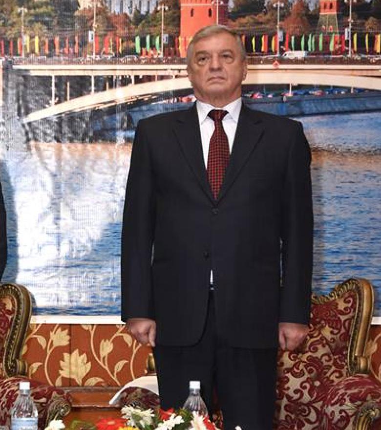 Посол России в Непале Андрей Будник. Фото www.facebook.com/pg/rusembnepal