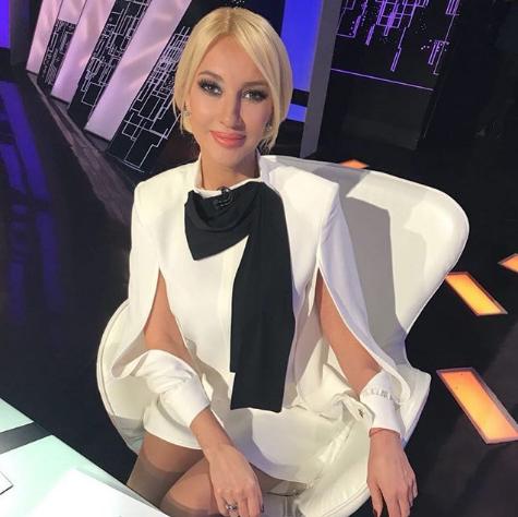 Лера Кудрявцева. Фото www.instagram.com/leratv