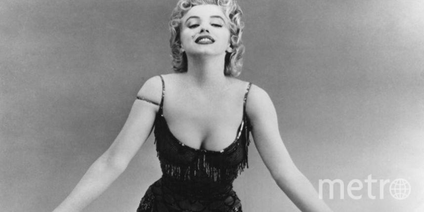 В Сети появились раритетные кадры с обнаженной Мэрилин Монро