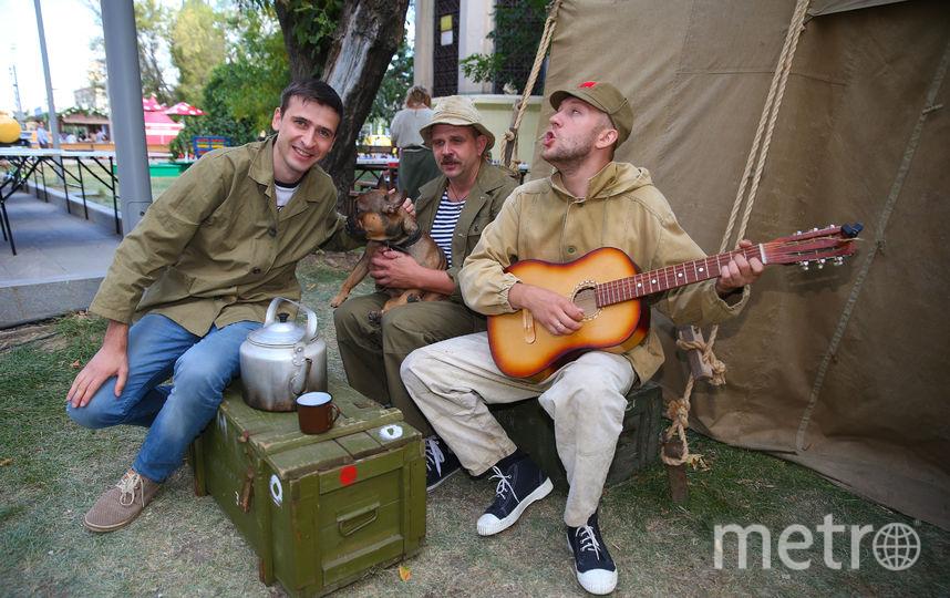 Москвичи смогут вернуться в Советский Союз. Фото Василий Кузьмичёнок