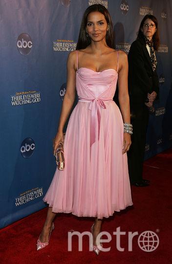 Американская актриса Хэлли Берри. Фото Getty