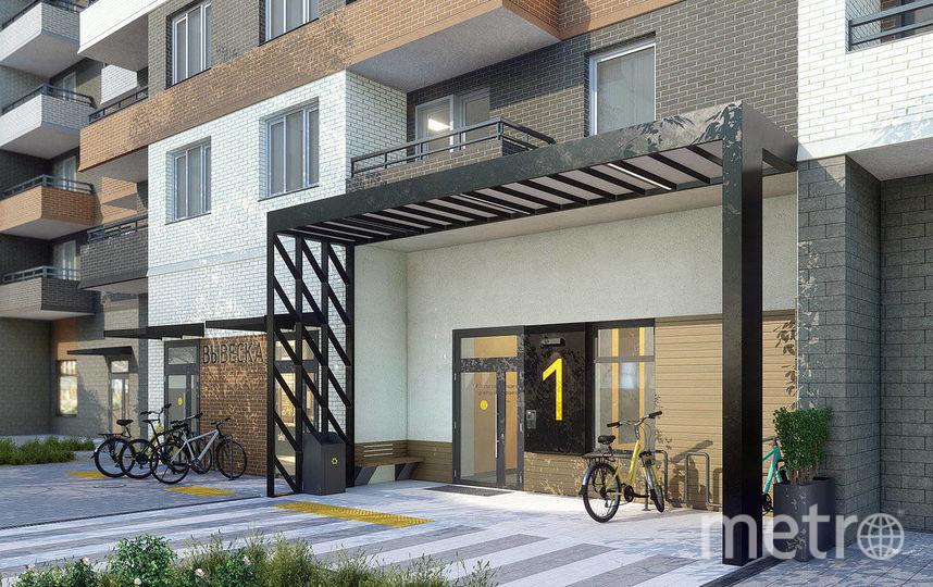 Современный дом – это хорошие планировки, безопасность, удобные дворы и архитектура. Фото пресс-служба ЦДС