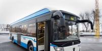 Собянин ввёл бесплатный проезд в электробусах в течение месяца