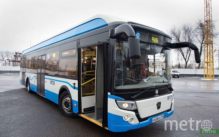 Собянин ввёл бесплатный проезд в электробусах в течение месяца. Фото Василий Кузьмичёнок