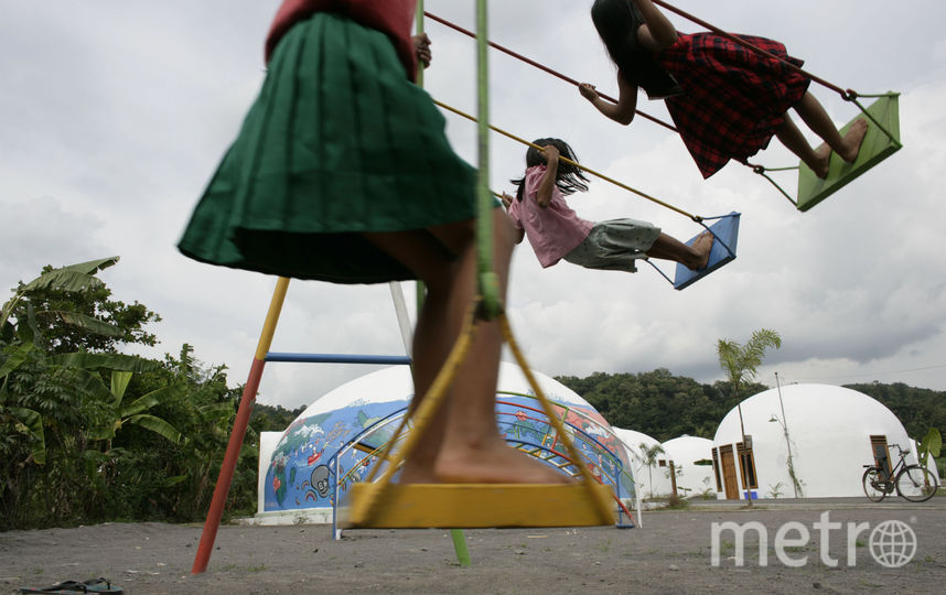 Детская площадка (архивное фото). Фото Getty