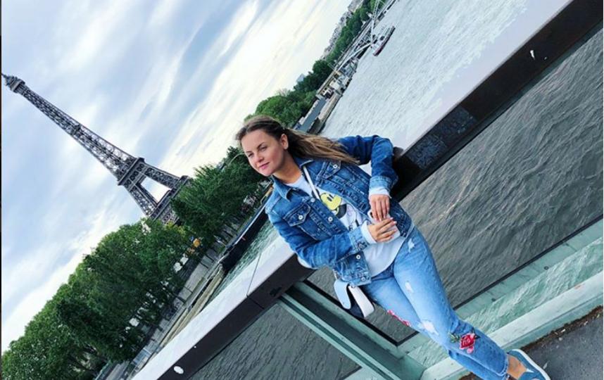 Юлия Проскурякова, архив из соцсети. Фото instagram.com/uliaveronika