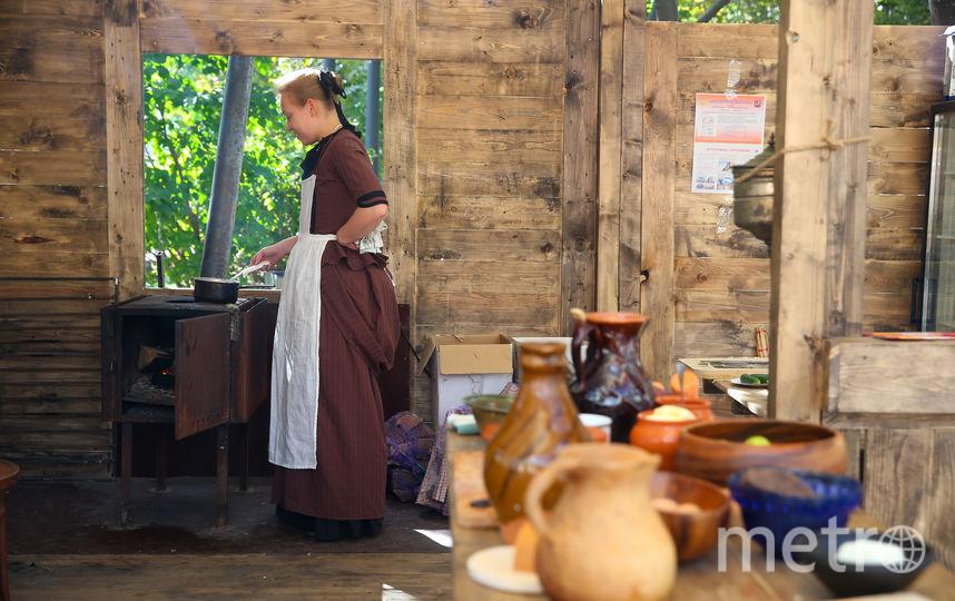 """В трактире """"Мадам Жужу"""" готовят еду по рецептам супруги Льва Толстого. Фото Василий Кузьмичёнок"""