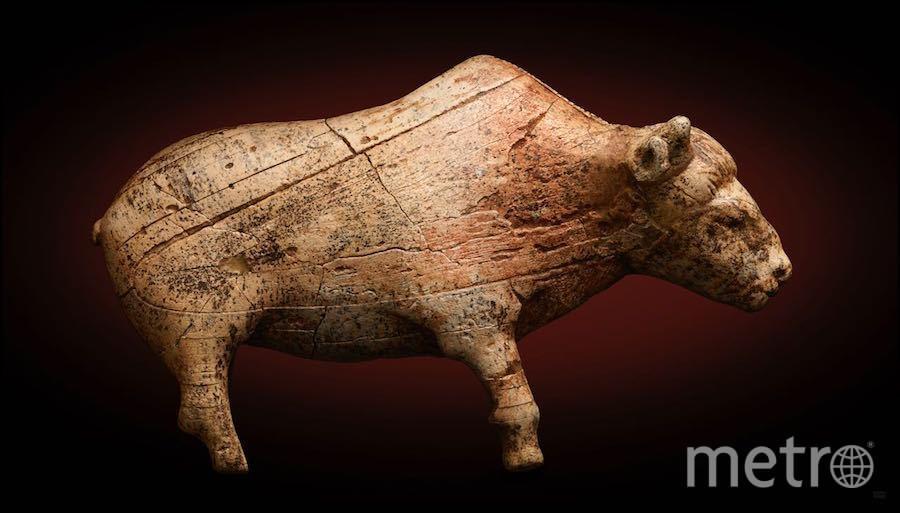 Фигурка бизона. Фото Предоставлено организаторами