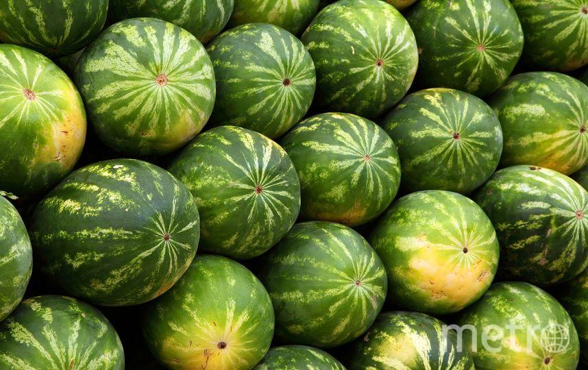 Арбуз богат фруктозой и витаминами. Фото Pixabay