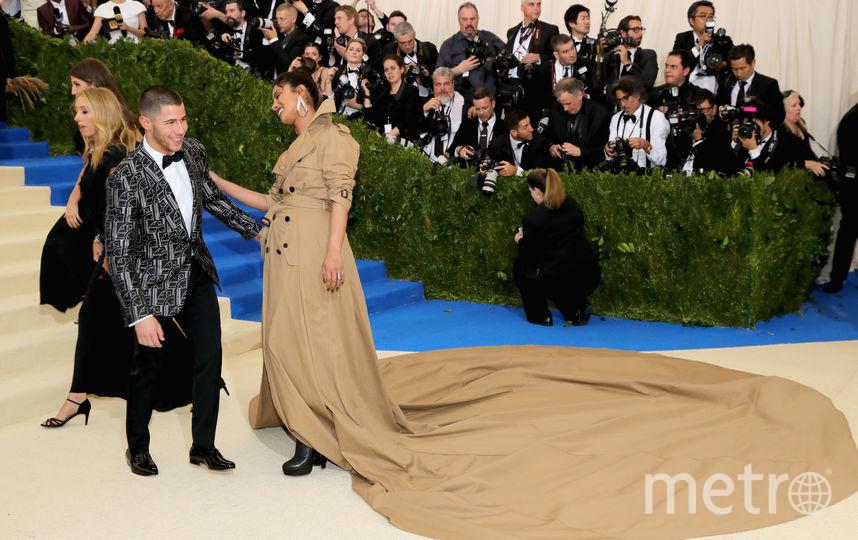 Приянка Чопра и Ник Джонас. Фото Getty